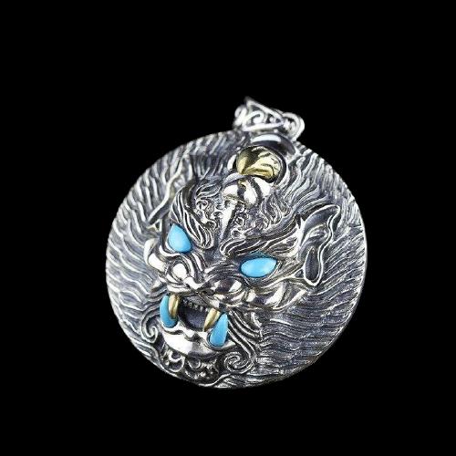 Demon Dragon Necklace of Benediction