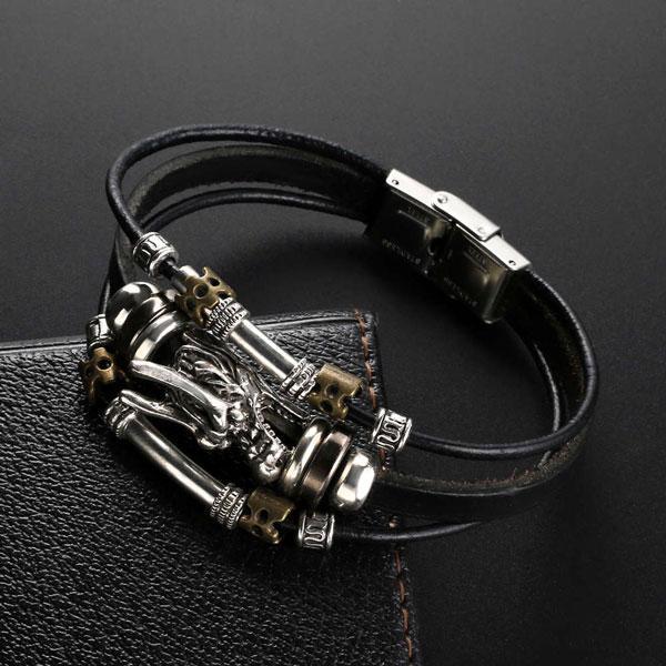 dragon chinese bracelet