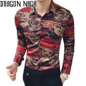 Dragon Haori Brilliant Colors