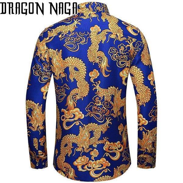 Chemise Dragon Année 2000