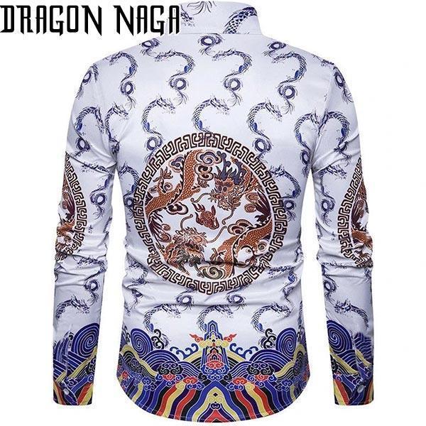 Inagami Dragon Haori