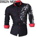 Dragon Haori Demoniac Red