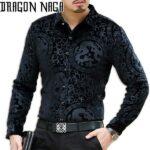 Chinese Dragon Haori Classic Style