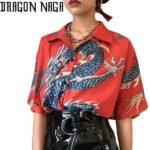 Dragon Female Japanese Haori