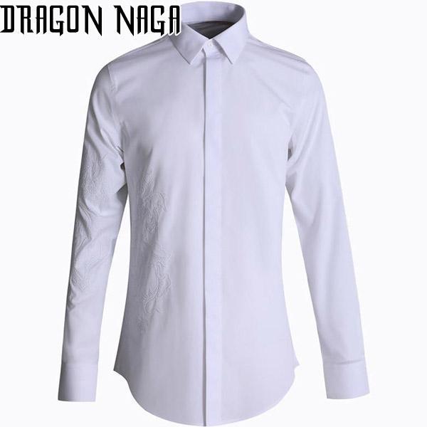 Chemise Dragon Haute Couture