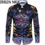 Colorful Dragon Haori Multicolors