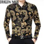Vintage Dragon Haori Classic Chinese Style