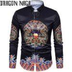 Legendary Man Dragon Haori