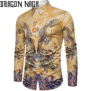 Emperor Chinese Dragon Haori