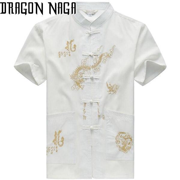 Chemise à Dragon