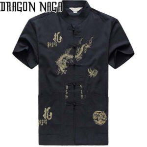 Kanji Haori Of The Dragon Japanese