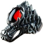 Dragon Ruby Ring