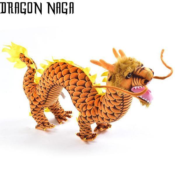 Peluche Dragon Chinois