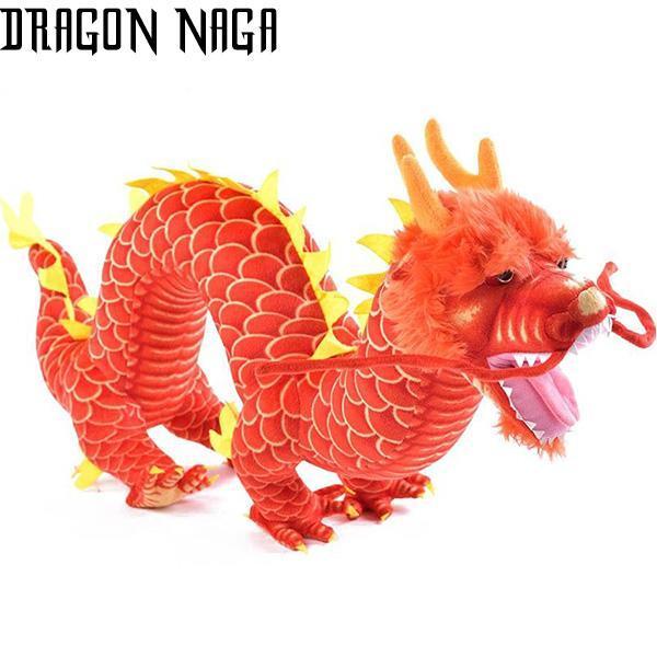 Chinese Dragon Plush