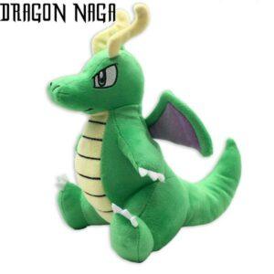 Drawing Dragon Plush Green