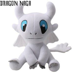 Lightning Fury Dragon Plush
