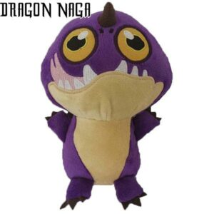 Big Eyed Dragon Purple
