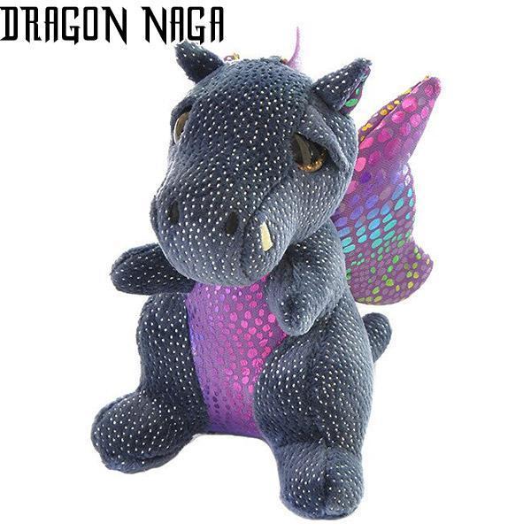 Keychain Dragon plush