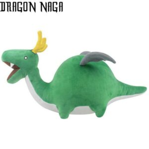 Green Dragon Plush Dinosaur
