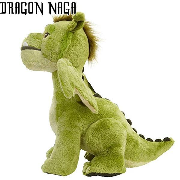 Eliott The Dragon Plush Green