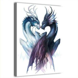 Dragon Painting Decoration Wall Art