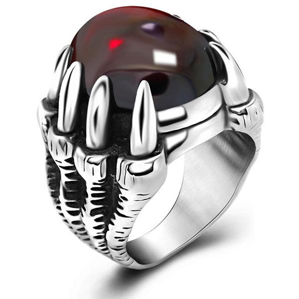 Dragon Ring Anti Stress Steel