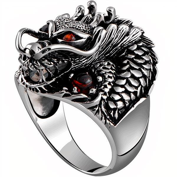 Dragon Ring Divine Incarnation