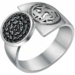 Dragon Ring Dracene Vintage Sterling Silver