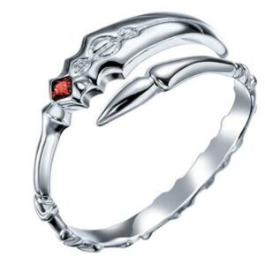 Dragon Ring Ardent Blade Zirconium