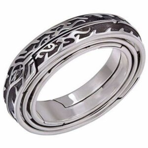 Dragon Ring Multiworld Sterling Silver