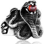 Dragon Ring Naga (Steel)