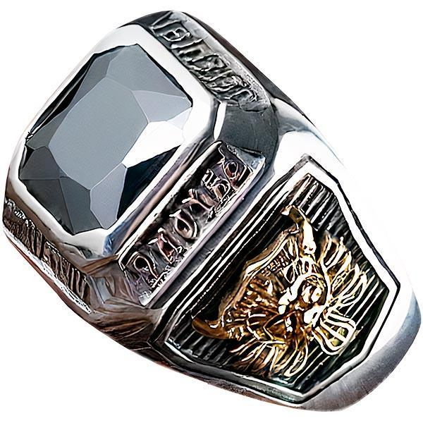 Dragon Ring Nobless Sterling Silver