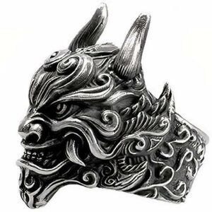 Dragon Ring Mythical Beast