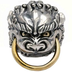 Dragon Ring Suanni Sterling Silver