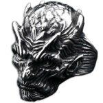 Ring Dragon King of Night (Steel)