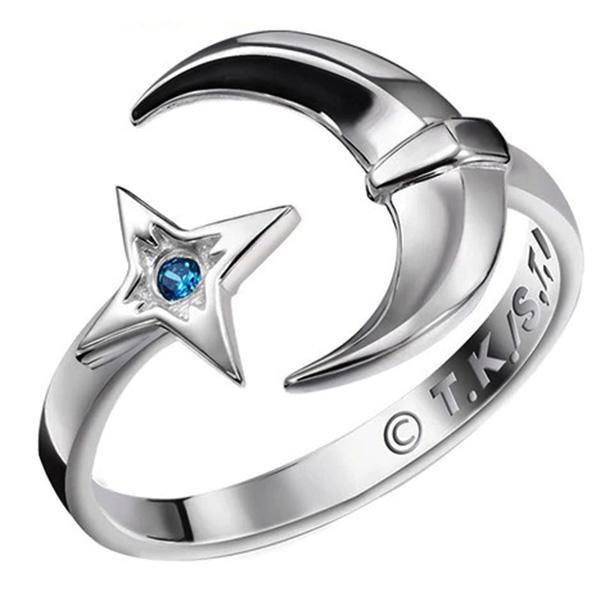 Dragon Ring Moonlight Sterling Silver 925