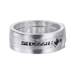 Dragon Ring Ninja Sterling Silver