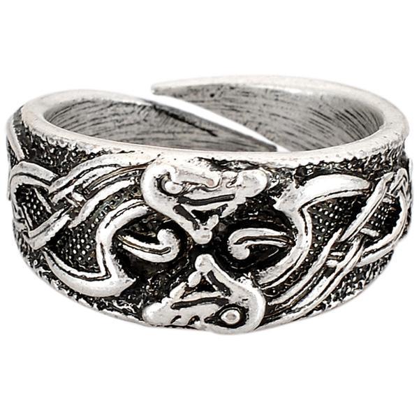 Norse Mythology Dragon Ring