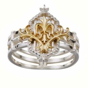 Dragon Ring Sacred Sterling Silver