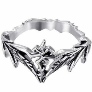 Dragon Ring Absolute Sterling Silver 925