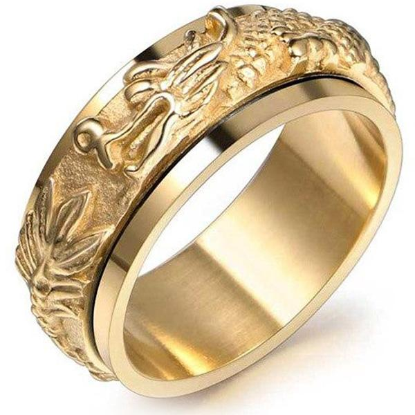 Dragon Ring Special Stainless Steel