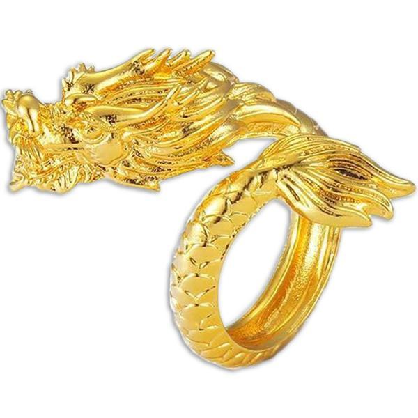 Dragon Ring Golden Legend
