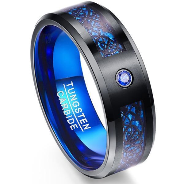 Dragon Ring Tungstene Carbide