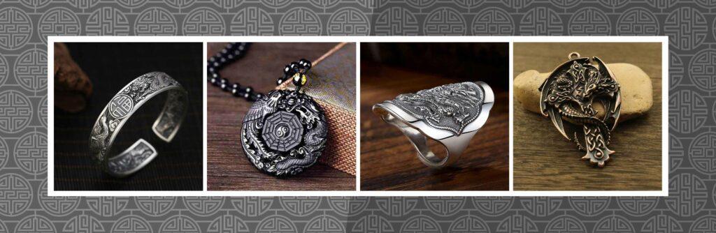 dragon jewelry banner