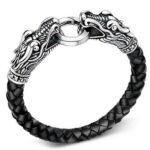 Dragon Bracelet Celtic Stainless Steel 316L
