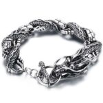 Dragon Bracelet Conqueror Stainless Steel
