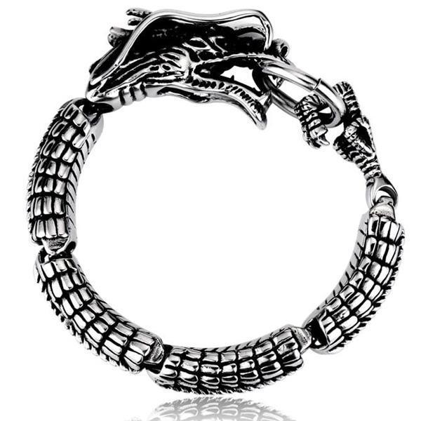 Dragon Bracelet Stainless Steel 74gr