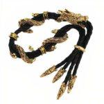 Dragon Bracelet Leather 50gr