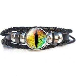 Dragon Bracelet Eye of the Beast Zinc