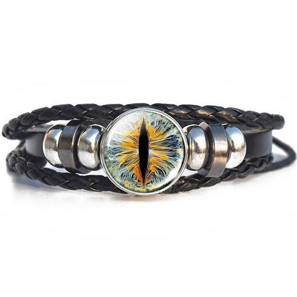 Bracelet Oeil de Dragon